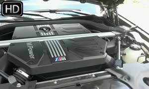 Тест драйв BMW X3M Competition